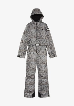 SKI SUIT BOYS GIRLS - Talvihousut - beige