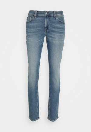 RONNIE LUXE VINTAGE FREEDOM - Slim fit jeans - mid blue
