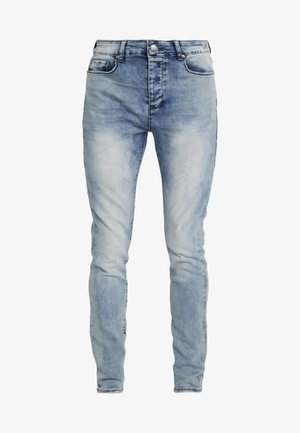 JEANS WASHED - Jeans Skinny Fit - blue