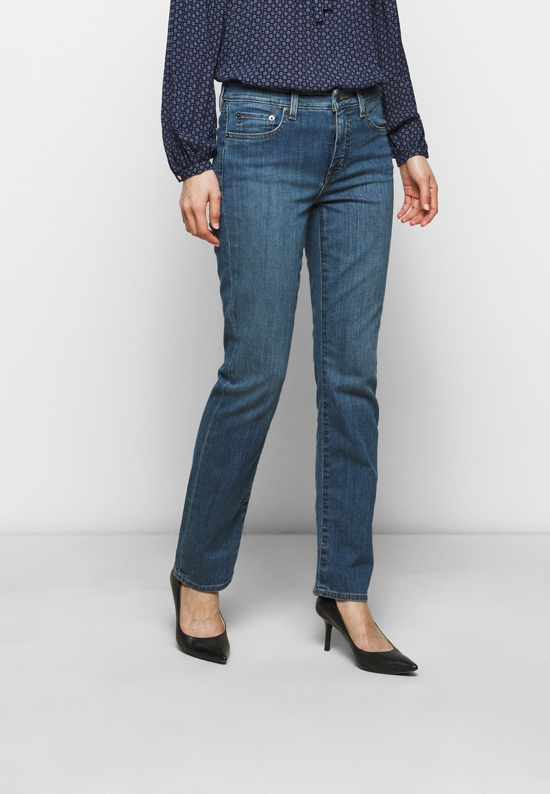 Lauren Ralph Lauren - Straight leg jeans - ocean blue wash