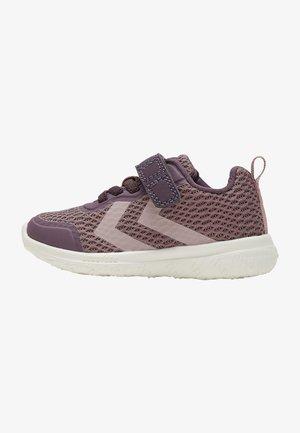 Baskets basses - purple
