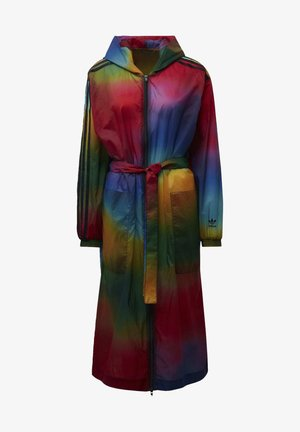 PAOLINA RUSSO COLLAB SPORTS INSPIRED LOOSE LONG JACKET - Abrigo - multicolor