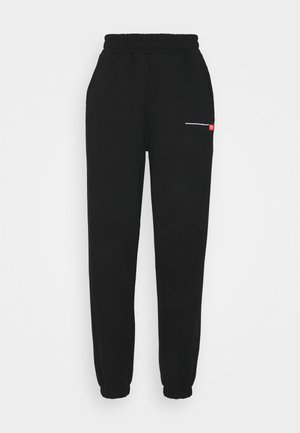 UFLB-TOOL - Pyjama bottoms - black