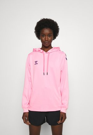 CORE HOODIE WOMAN - Hoodie - cotton candy
