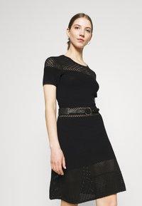 Morgan - RMVEGA - Jumper dress - noir - 3