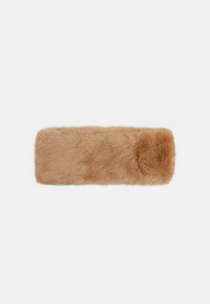 HEADBAND - Ear warmers - light brown