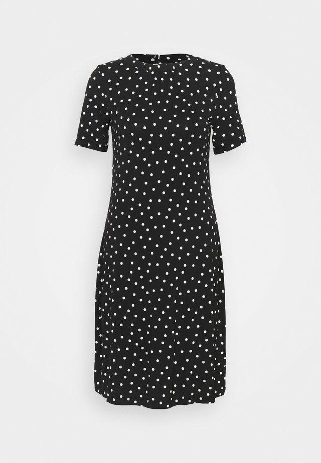 SWING - Denní šaty - black