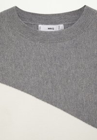 Mango - SPACE - Sweatshirts - středně šedá vigore - 6