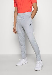 Under Armour - ROCK TRACK PANT - Tracksuit bottoms - mod gray - 0