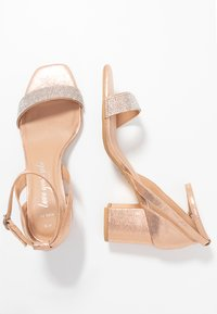 New Look - TIBBY - Sandalen - rose gold - 1