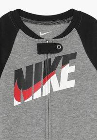 Nike Sportswear - BABY  - Pyjama - grey heather - 2