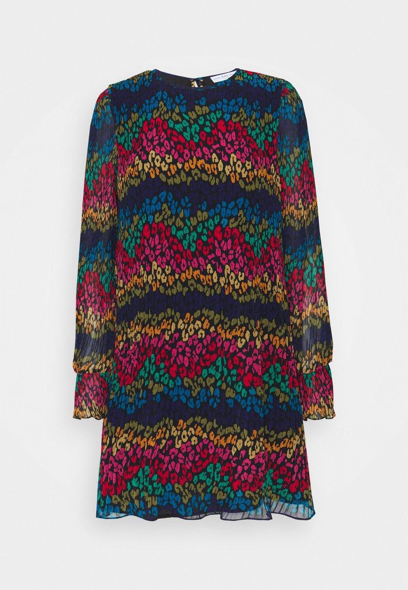 Never Fully Dressed Tall - LEOPARD MINI DRESS - Vapaa-ajan mekko - multi