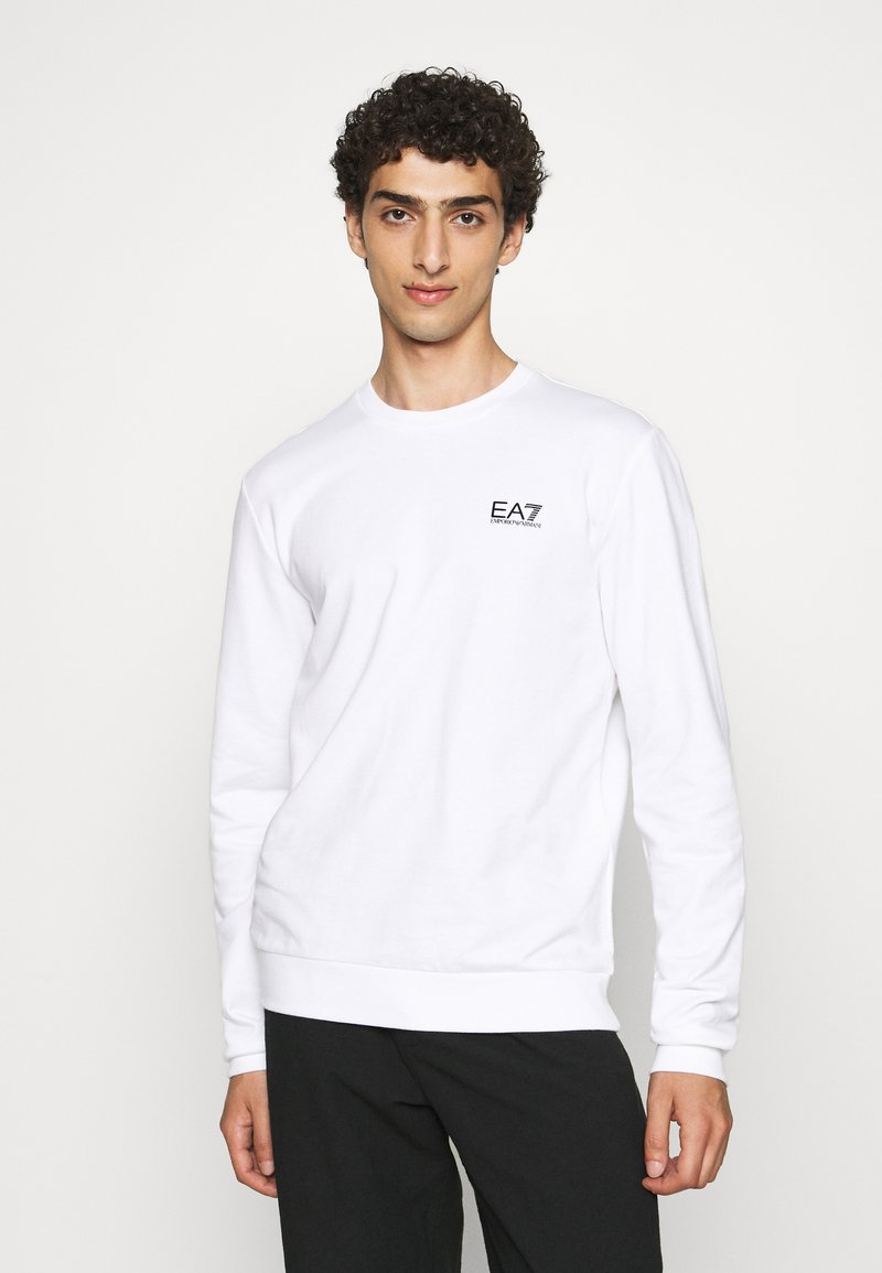EA7 Emporio Armani - Sweater - white