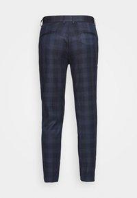 Lindbergh - CHECKED PANTS - Pantalon classique - navy - 1