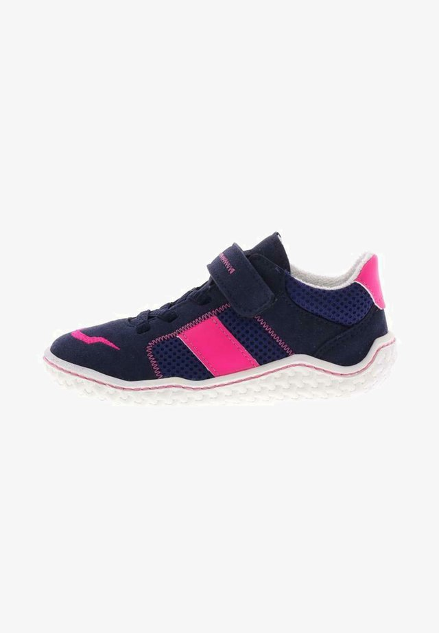 JAY - First shoes - ozean/neonpink