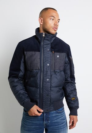 Winter jacket - mazarine blue