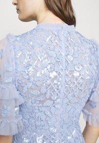 Needle & Thread - AURELIA MINI DRESS - Cocktail dress / Party dress - wedgewood blue - 5