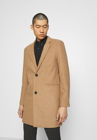 Only & Sons - ONSMAXIMUS COAT - Frakker / klassisk frakker - camel - 0