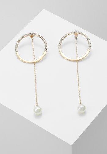 OHRSCHMUCK - Earrings - gold-coloured