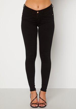 MIRANDA PUSH-UP  - Jeans Skinny Fit - black