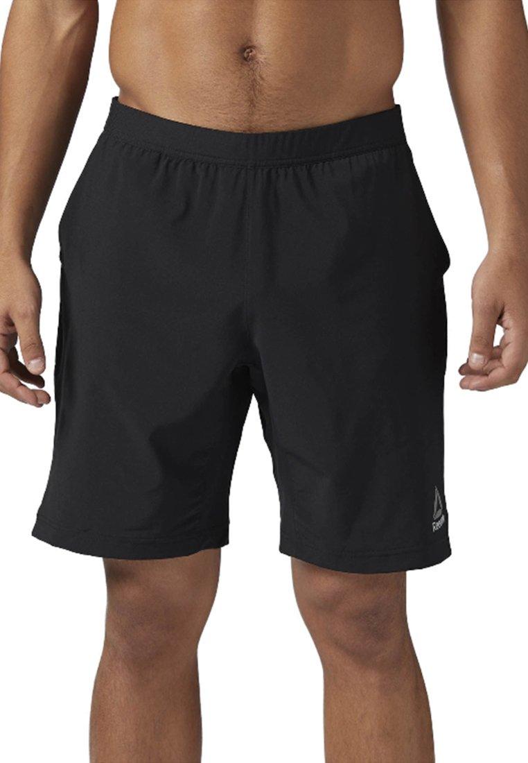 Reebok - SPEEDWICK SPEED SHORTS - Sports shorts - black