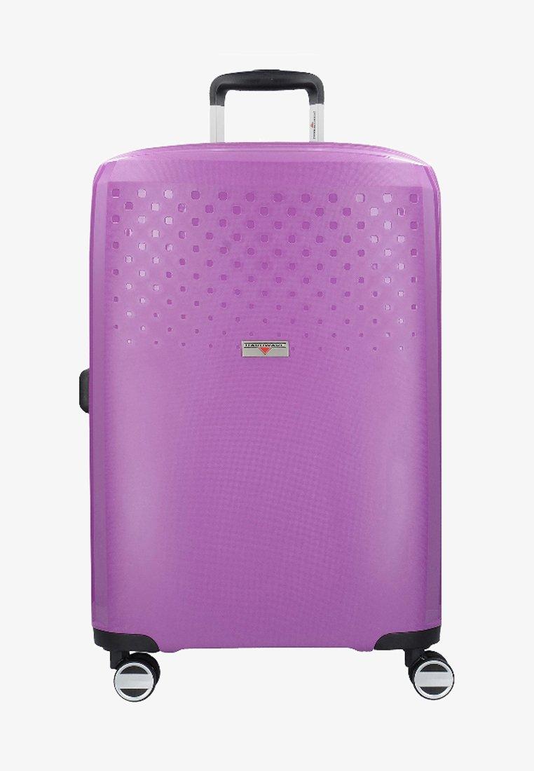 Hardware - Wheeled suitcase - purple