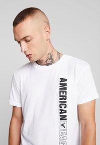 American Eagle - AUGUST VALUE - Print T-shirt - white - 3