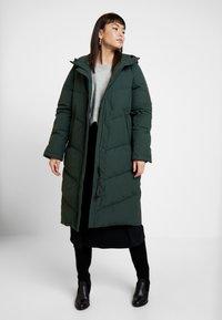 Elvine - NAEMI - Winter coat - bottle green - 0