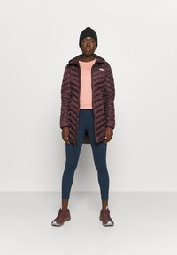 The North Face - TREVAIL - Down coat - root brown - 1