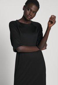 Filippa K - MIRA DRESS - Jersey dress - black - 3