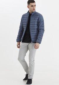 Solid - Light jacket - china blue - 1