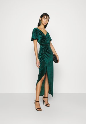 SAMEH MAXI - Robe de cocktail - dark green