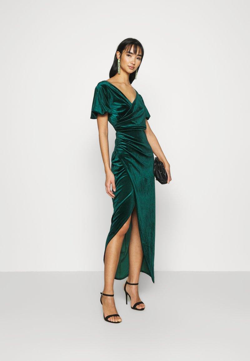 TFNC - SAMEH MAXI - Occasion wear - dark green