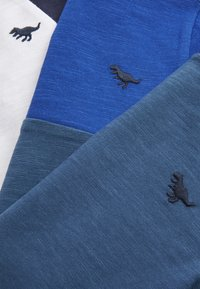 Next - 3 PACK COLOURBLOCK - Langærmede T-shirts - blue - 3