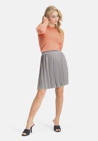 Nicowa - ALEGRO - A-line skirt - grau - 1