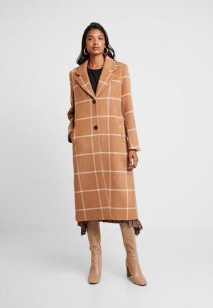 MACY COAT - Zimní kabát - camel