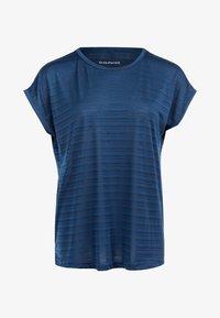 Endurance - LIMKO - Print T-shirt -  dark sapphire - 0