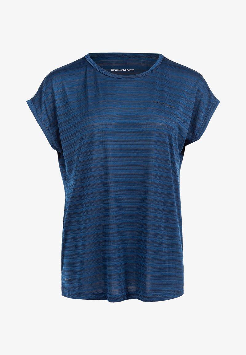 Endurance - LIMKO - Print T-shirt -  dark sapphire