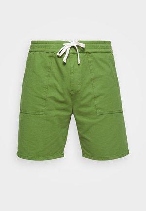 DRAWSTRING - Shorts - oliv