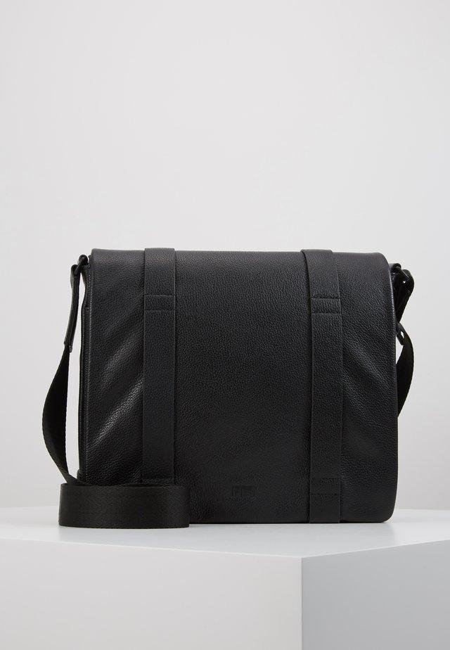 REYKJAVIK - Across body bag - black