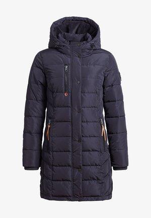 DELINAS - Winter coat - dunkelblau