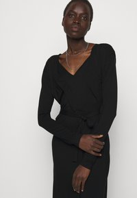 Vivienne Westwood - PANEGA DRESS - Jersey dress - black - 5