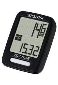 Sigma - Bike computer - black - 2