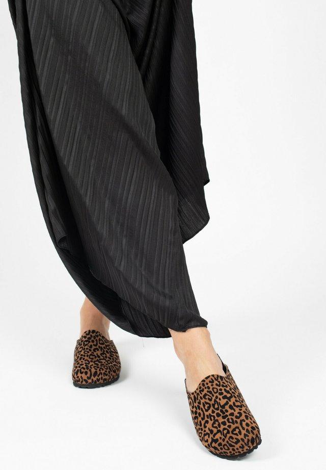 Muiltjes - leopard print