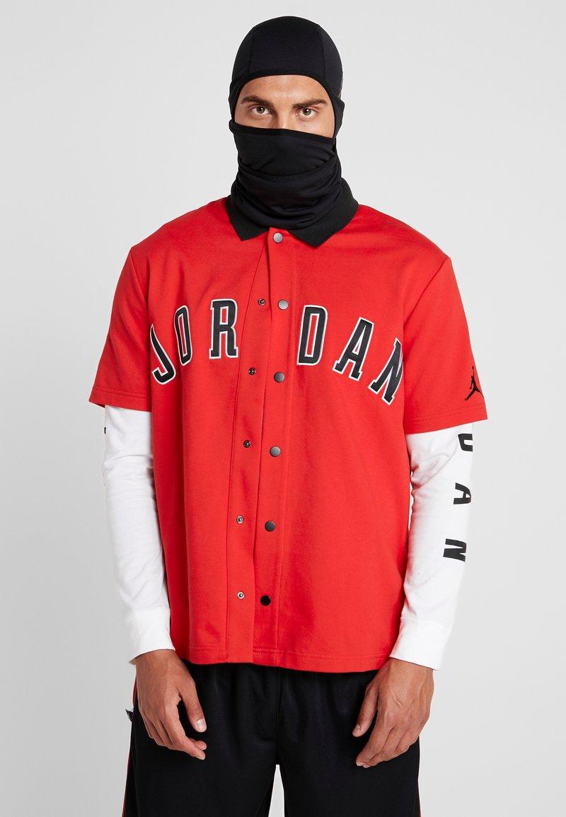 Jordan - SPHERE HOOD - Bonnet - black
