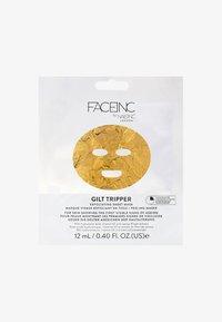 INC.redible - FACE INC GILT TRIPPER EXFOLIATING SHEET MASK 12ML - Face mask - 9623 neutral - 0