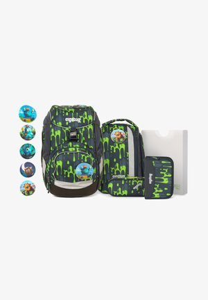 SET - Set zainetto - mottled light green
