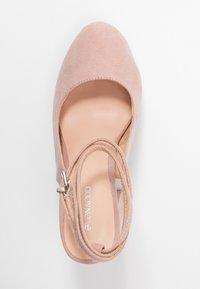 Even&Odd - Escarpins à talons hauts - light pink - 3