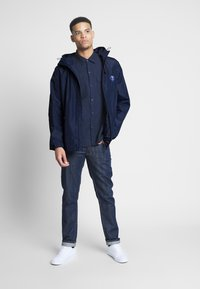 Barbour Beacon - MOUND JACKET - Tunn jacka - royal navy - 1