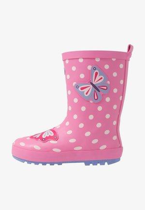 BEATRIX - Botas de agua - pink